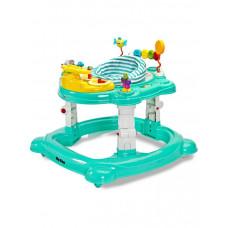 Detské chodítko Toyz HipHop 3v1 zelené Preview