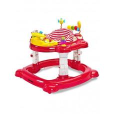 Detské chodítko Toyz HipHop 3v1 červené Preview