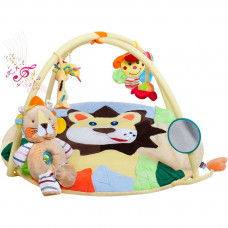 Hracia deka s melódiou PlayTo levíča s hračkou Preview