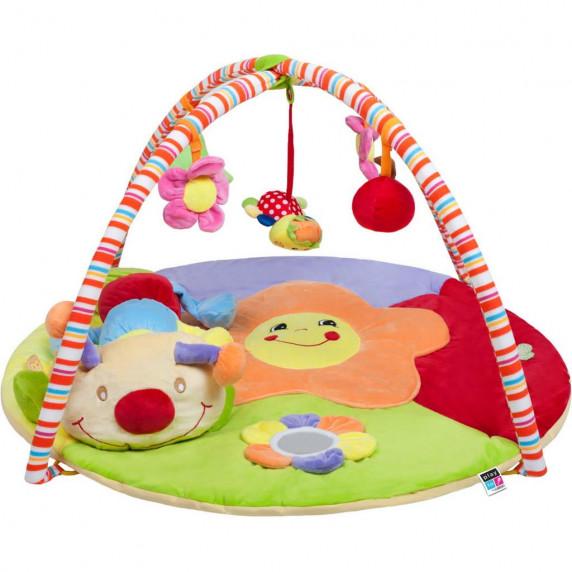 Hracia deka PlayTo stonožka s hračkou