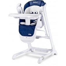 Detská jedálenská stolička 2v1 Caretero Indigo navy Preview
