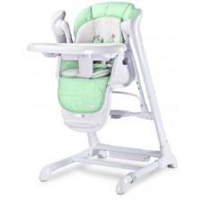 Detská jedálenská stolička 2v1 Caretero Indigo mentolová Preview