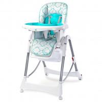 Jedálenská stolička CARETERO One mint