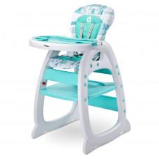 Jedálenská stolička CARETERO HOMEE mint Preview