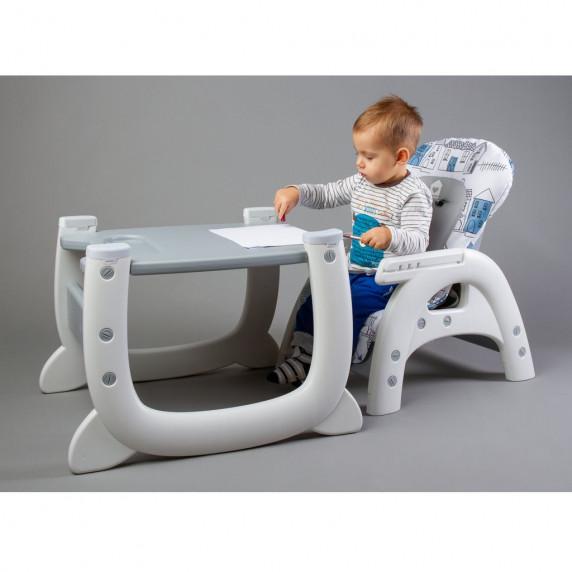 Jedálenská stolička CARETERO HOMEE mint
