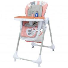 Jedálenská stolička Baby Mix Infant pink Preview