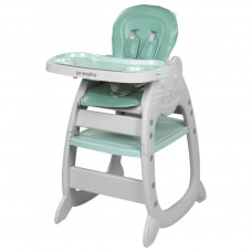 Jedálenská stolička Baby Mix Presito 2v1 zelená Preview