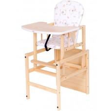 Borovicová stolička Drewex Antonín prírodná Preview