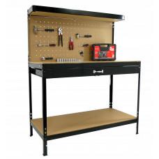 InGarden Multifunkčný pracovný stôl 119 x 50 x 149,5 cm Preview