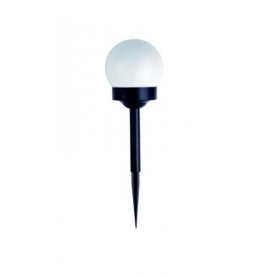 GARDEN LINE Záhradná solárna lampa do zeme 9,5 x 9,5 x 32 cm