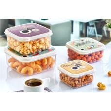Dóza na potraviny sada 4 ks Inlea4Home - breakfrest Preview