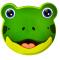 Dóza na potraviny sada  zvieratká 4 ks Inlea4Home -žaba