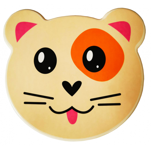 Dóza na potraviny sada  zvieratká 4 ks Inlea4Home - mačička