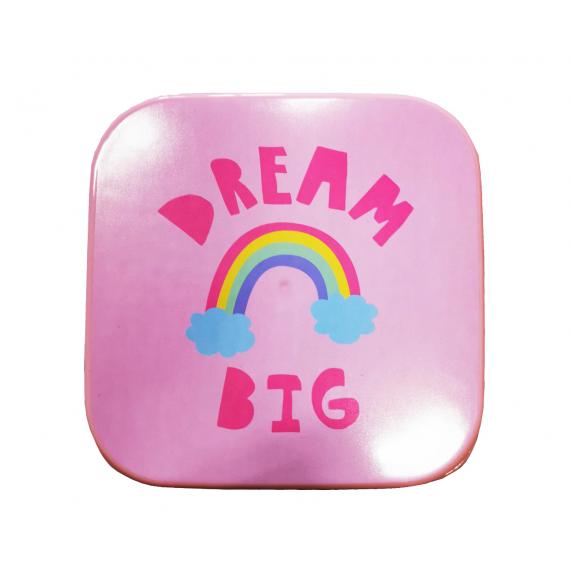 Dóza na potraviny sada 4 ks Inlea4Home - Dream Big