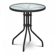 Záhradný stôl  60 x60x70  cm - čierny Preview
