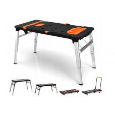InGarden Multifunkčný pracovný stôl 7v1 Preview