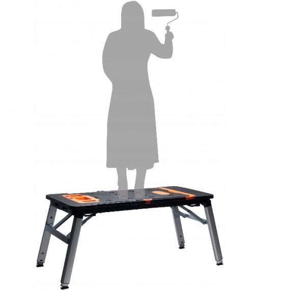 InGarden Multifunkčný pracovný stôl 7v1