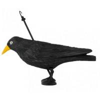 Dekorácia do záhrady InGarden - vrana