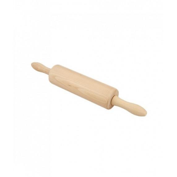 Kuchynský valček na cesto drevený 38,5 cm Inlea4Home