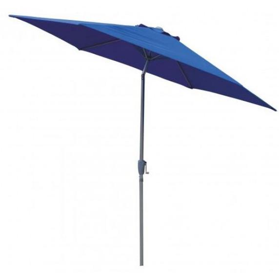 InGarden záhradný slnečník 3 m modrý