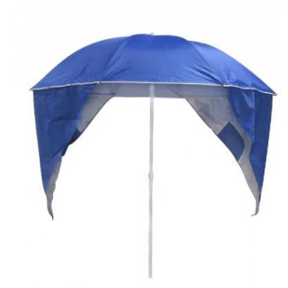 InGarden plážový slnečník s bočnicami 180 cm