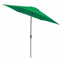 InGarden záhradný slnečník 3 m zelený