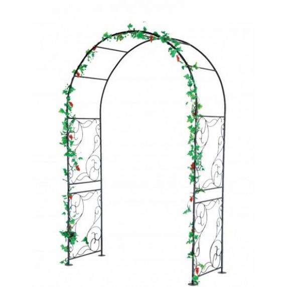 Záhradná pergola na ruže 135 x 54 x 215 cm GARDEN LINE