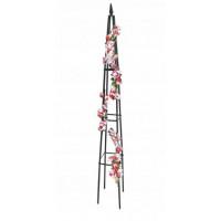 Záhradná pergola pyramída na ruže 31 x 31 x 200 cm GARDEN LINE