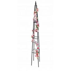 Záhradná pergola pyramída na ruže 31 x 31 x 200 cm GARDEN LINE Preview