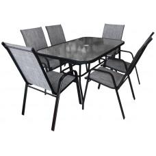 Záhradný stôl so stoličkami GARDEN LINE Preview