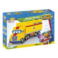 COBI 25137 SUPER WINGS Poppa Wheels Kamión 350 ks