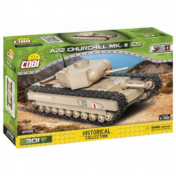 COBI-2709 WORLD WAR II WW Churchill