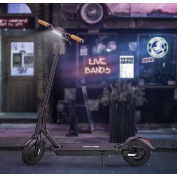 Cory Plus B elektrická kolobežka - čierna
