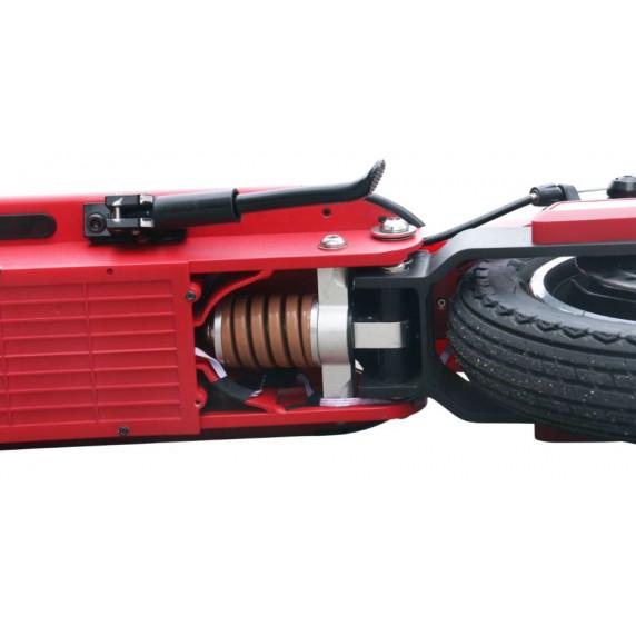 Cory Plus SA-R elektrická kolobežka - červená