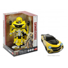 Transformers M5 Robot Fighter Bumblebee Preview