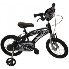 """Bicykel 16"""" DINO 165 BMX - čierny Preview"""