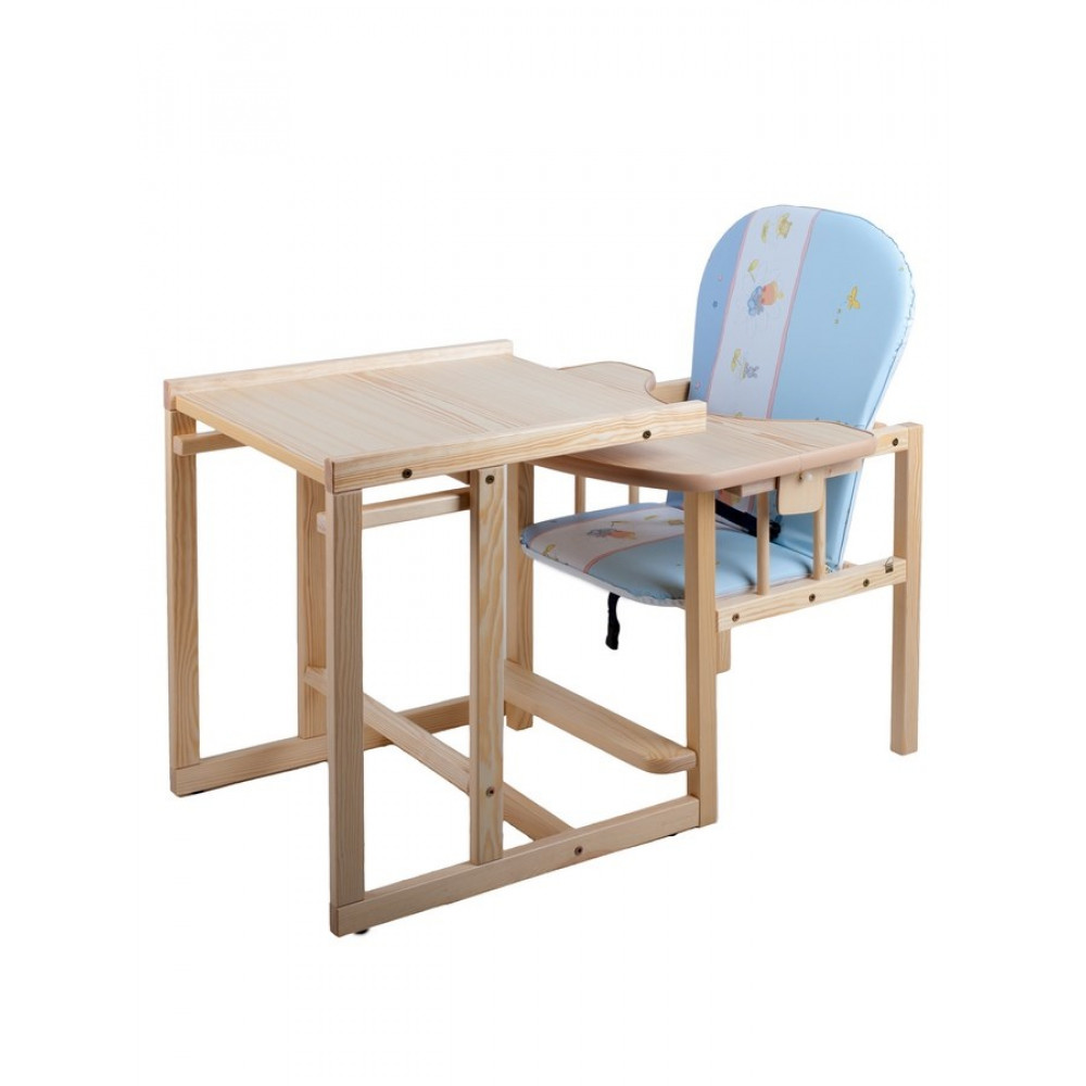 c97e72391f938 Borovicová stolička Drewex Antonín prírodná | Detské jedálenské ...