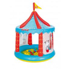 Fisher-Price Detský nafukovací cirkus s loptičkami Preview