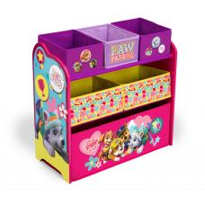 Organizér na hračky Tlapková patrola Pink Preview