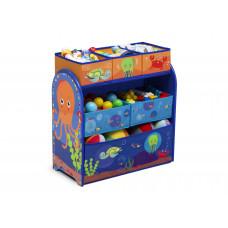 Organizér na hračky Oceán Preview