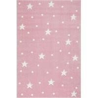 Detský koberec HEAVEN 120 x 170 cm ružový