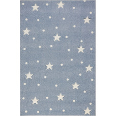 Detský koberec HEAVEN 100 x 150 cm modrý Preview