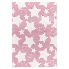 Detský koberec SKY 100 x 160 cm ružový Preview