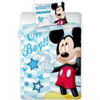 Detské posteľné obliečky Mickey Mouse 05