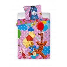 Detské posteľné obliečky Medvedík Pu 056 Preview