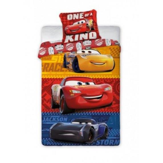 Detské posteľné obliečky Cars 3 -018