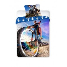 Detské posteľné obliečky Horský bicykel Preview