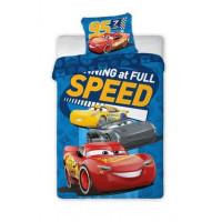 Detské posteľné obliečky Cars 3 - 010