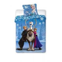 Detské posteľné obliečky Frozen Ladové kráľovstvo 105