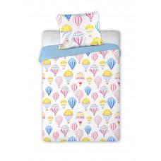 Detské posteľné obliečky Balónky Preview